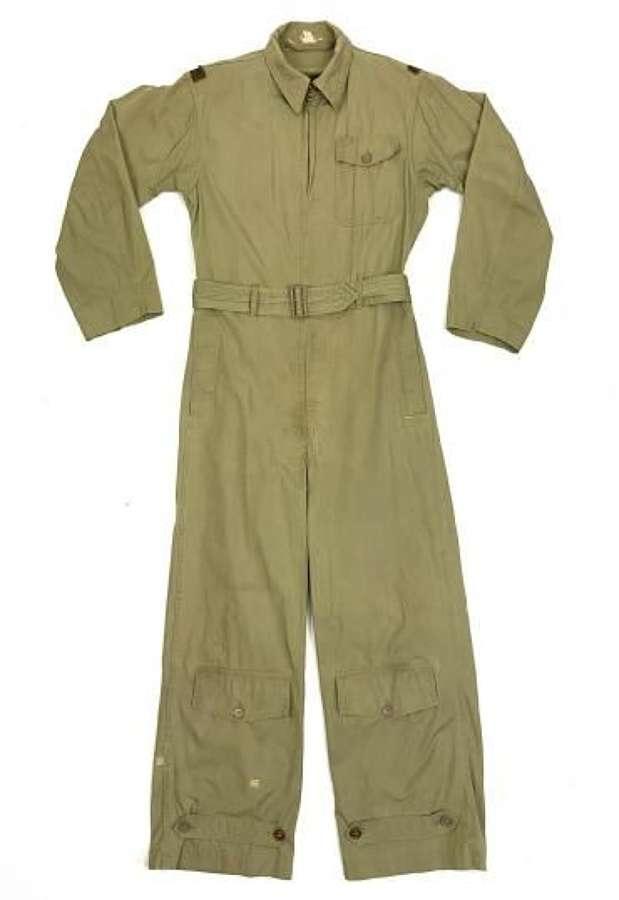 Original WW2 US 'Suit - Summer Flying' AN6550 - AN-S-31 - Size 36