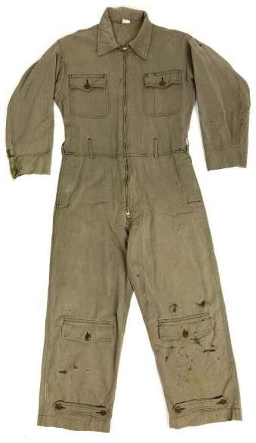Original WW2 USAAF AN-6550 / AN-S-31 Flight Suit