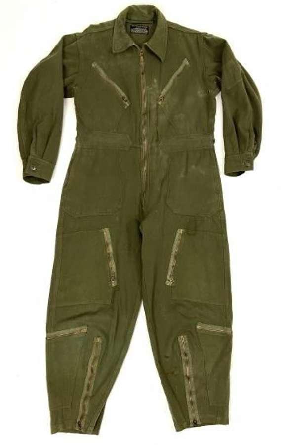 Original 1940s USAAF L-1 Gaberdine Flight Suit
