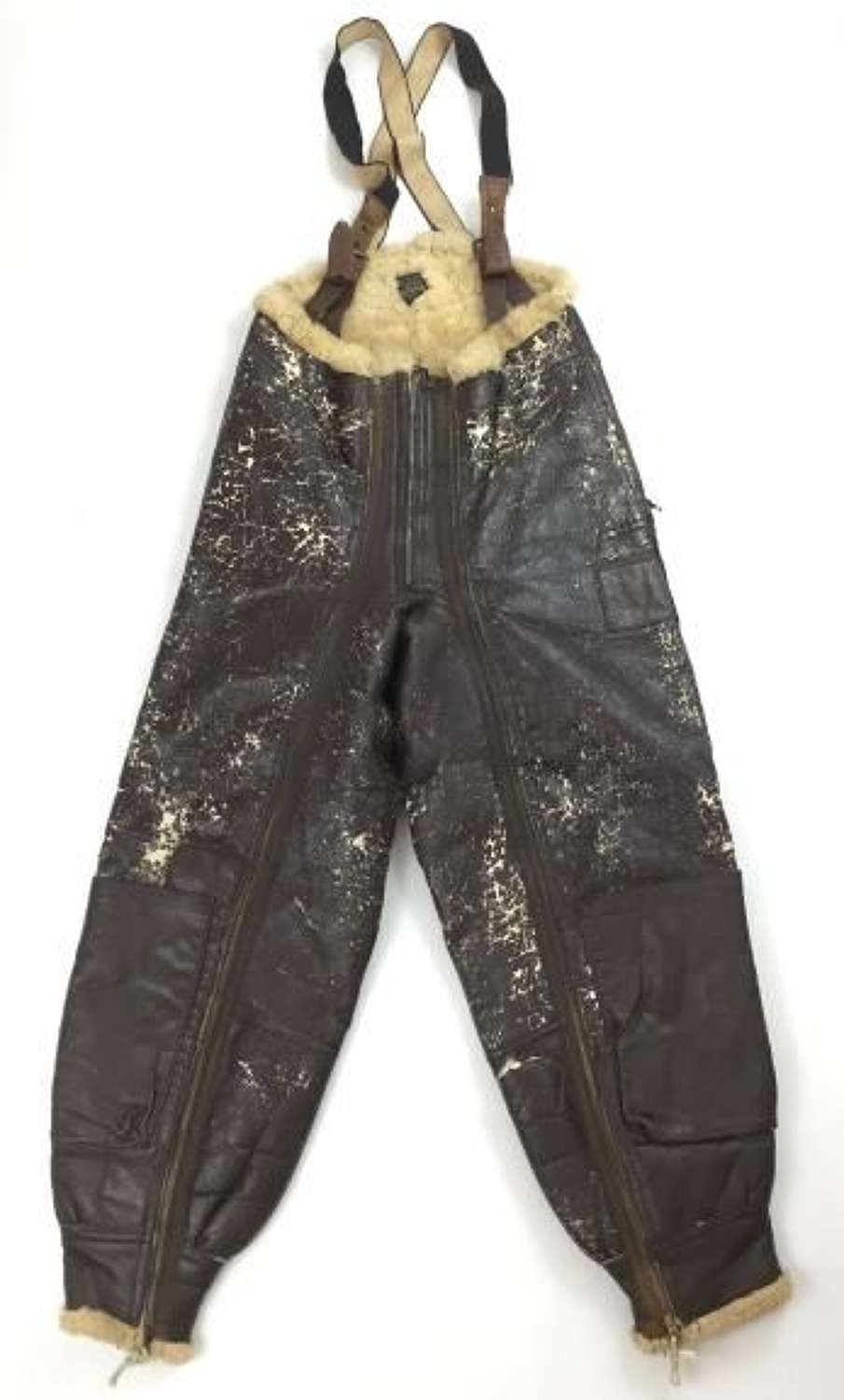 Original WW2 USAAF Type A-3 Flying Trousers