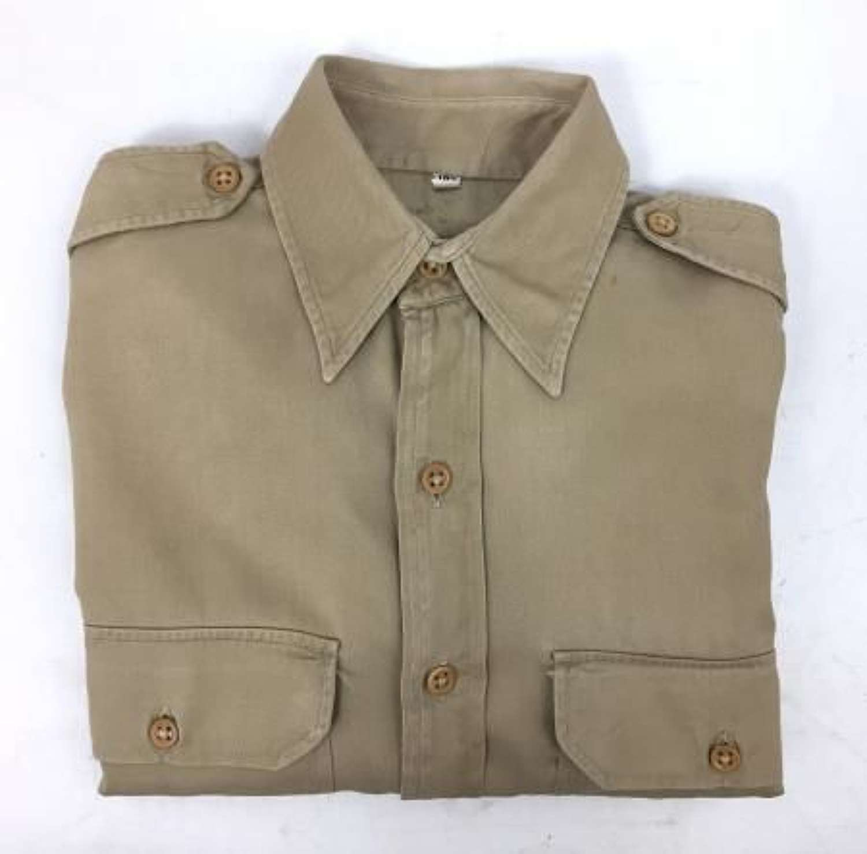 Original WW2 US Army Officers Regulation Shirt