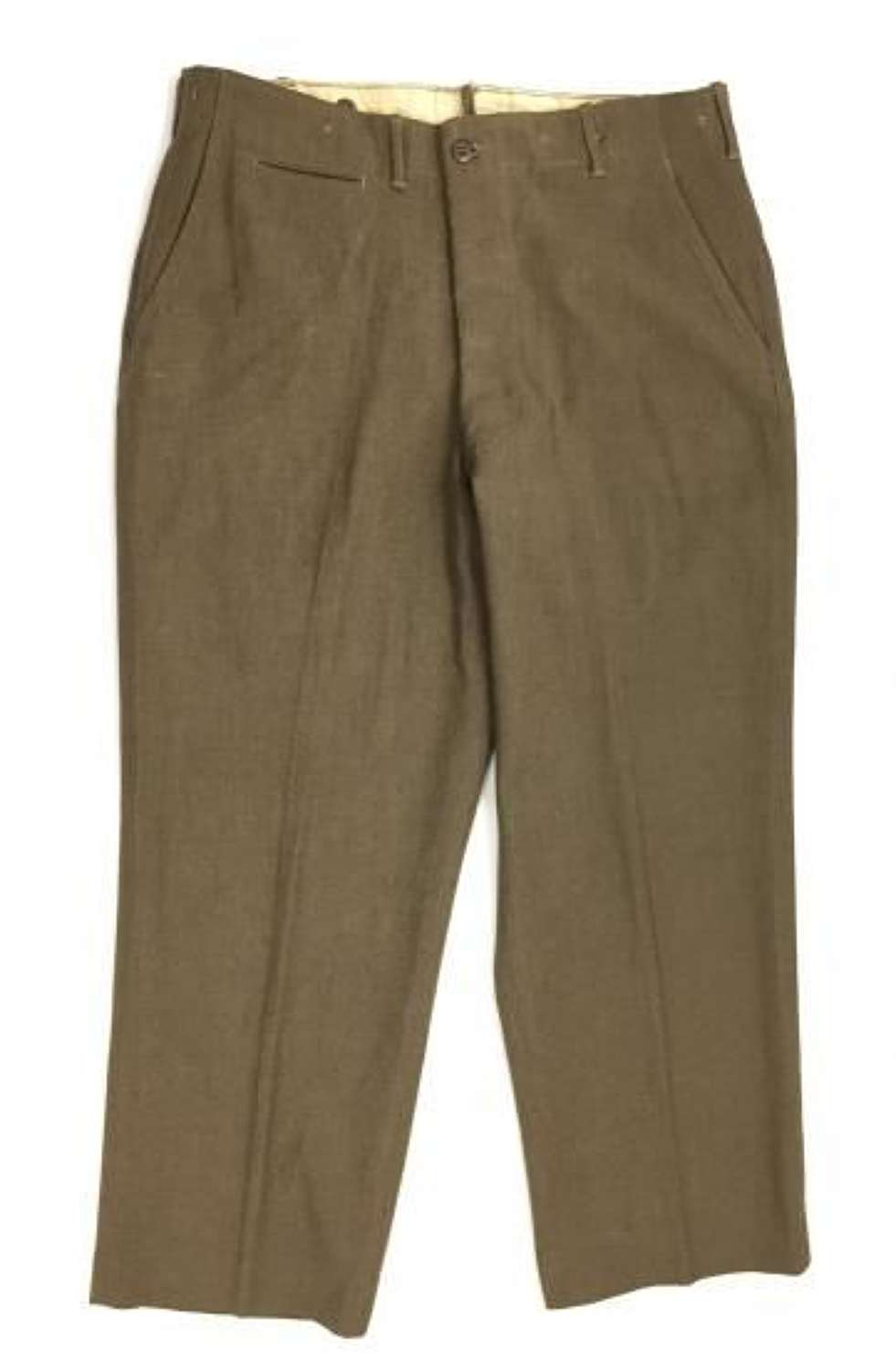 Original 1944 Dated US Army Enlisted Men's Trousers