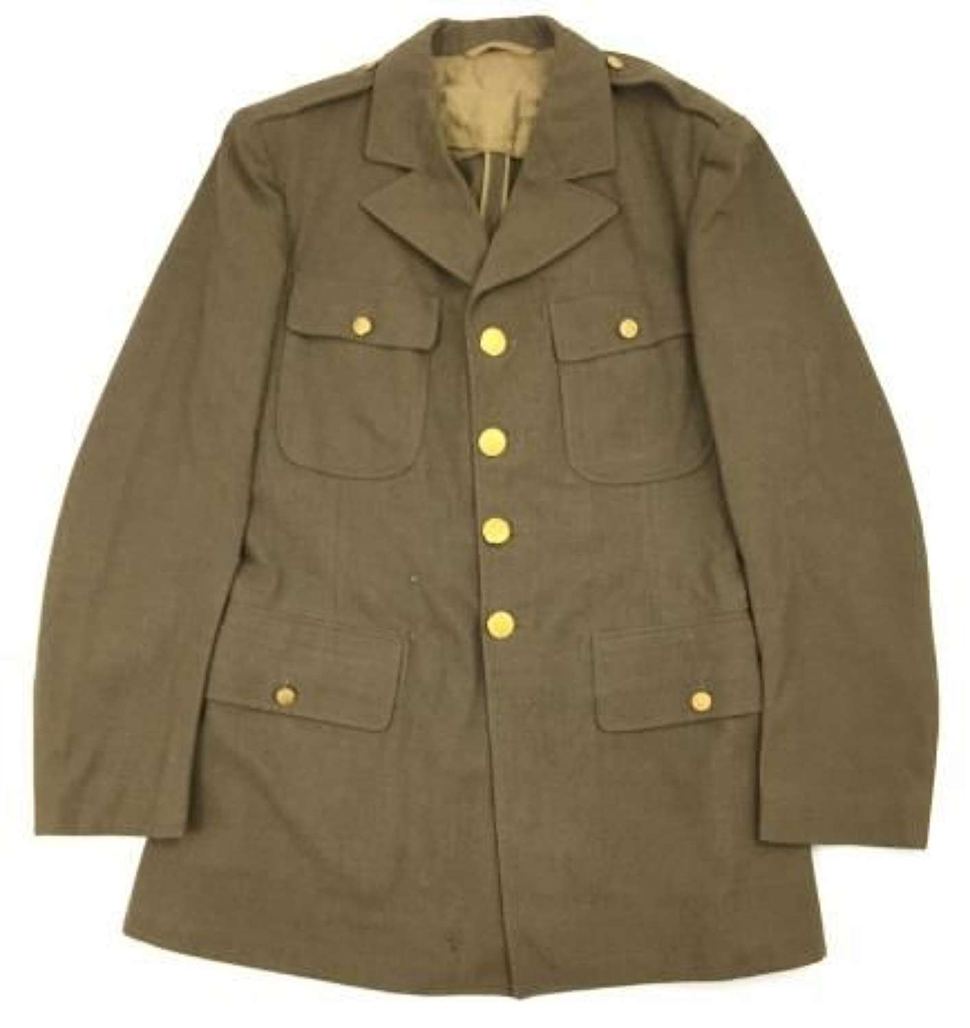 1942 Dated US Enlisted Men's Tunic - Size 39 L