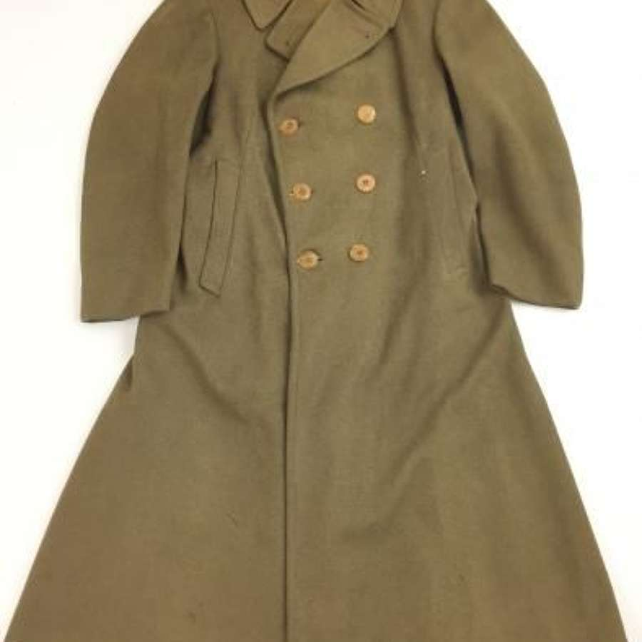 US Army / USAAF Officers Greatcoat