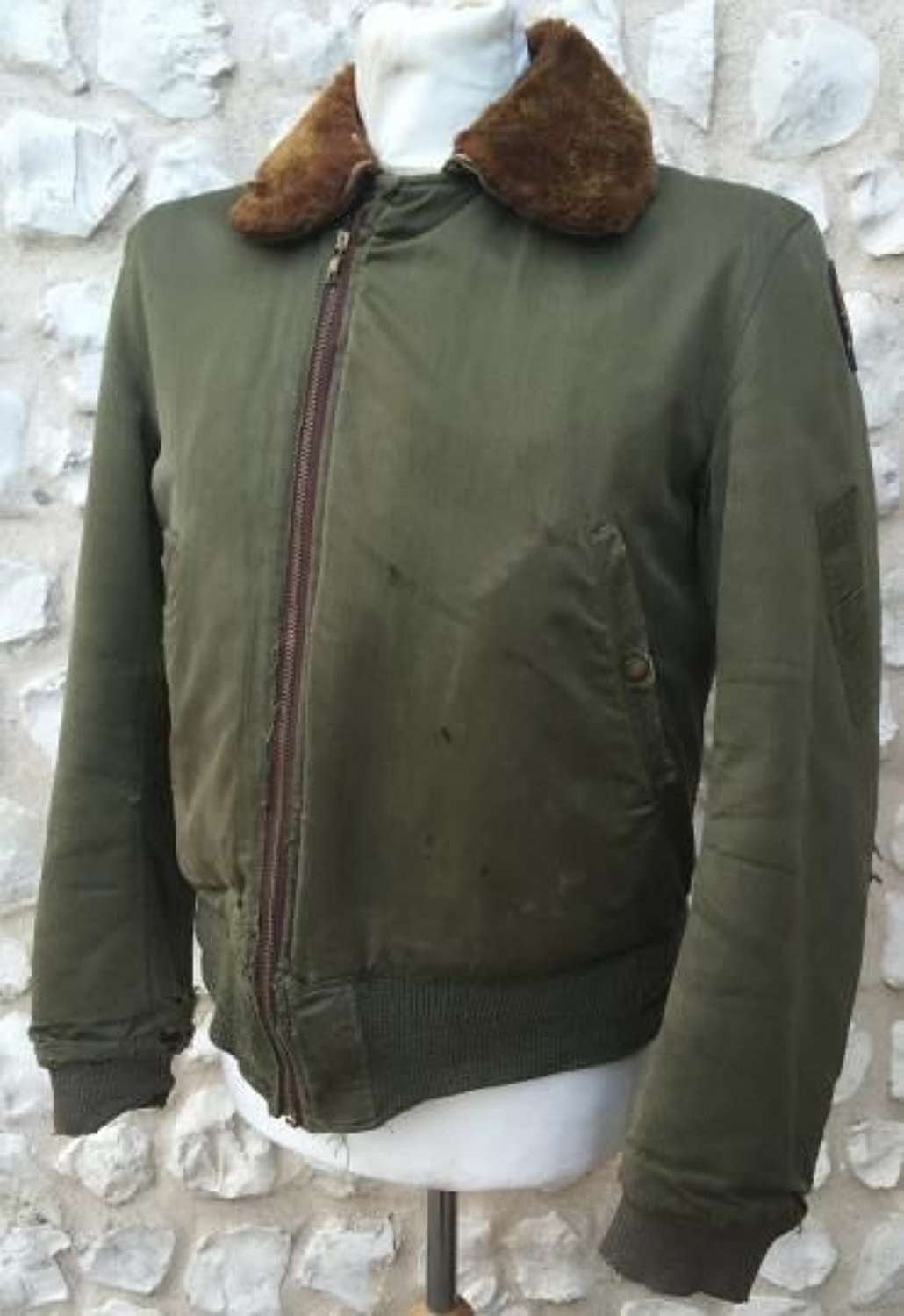 1944 Dated USAAF B15 Flying Jacket Size 38