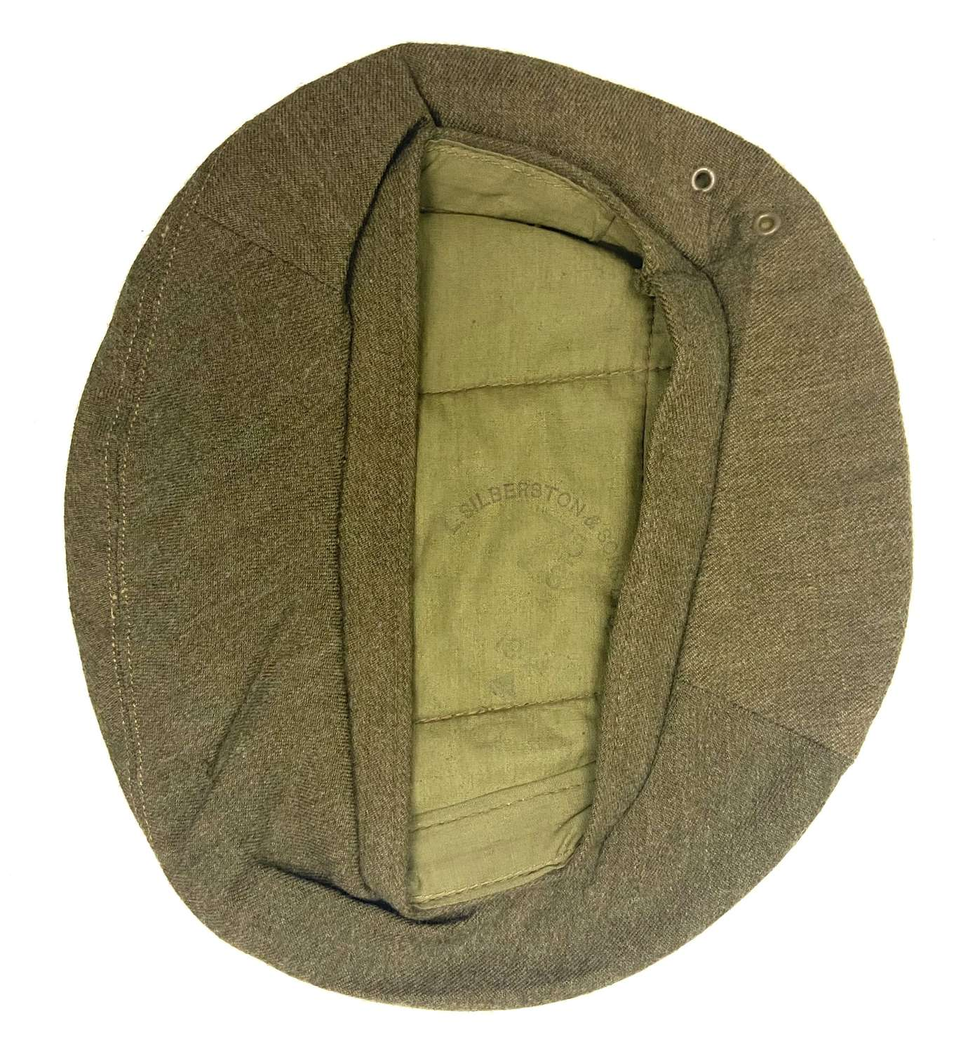 Original 1944 Dated British Army GS Beret - Size 7 3/8