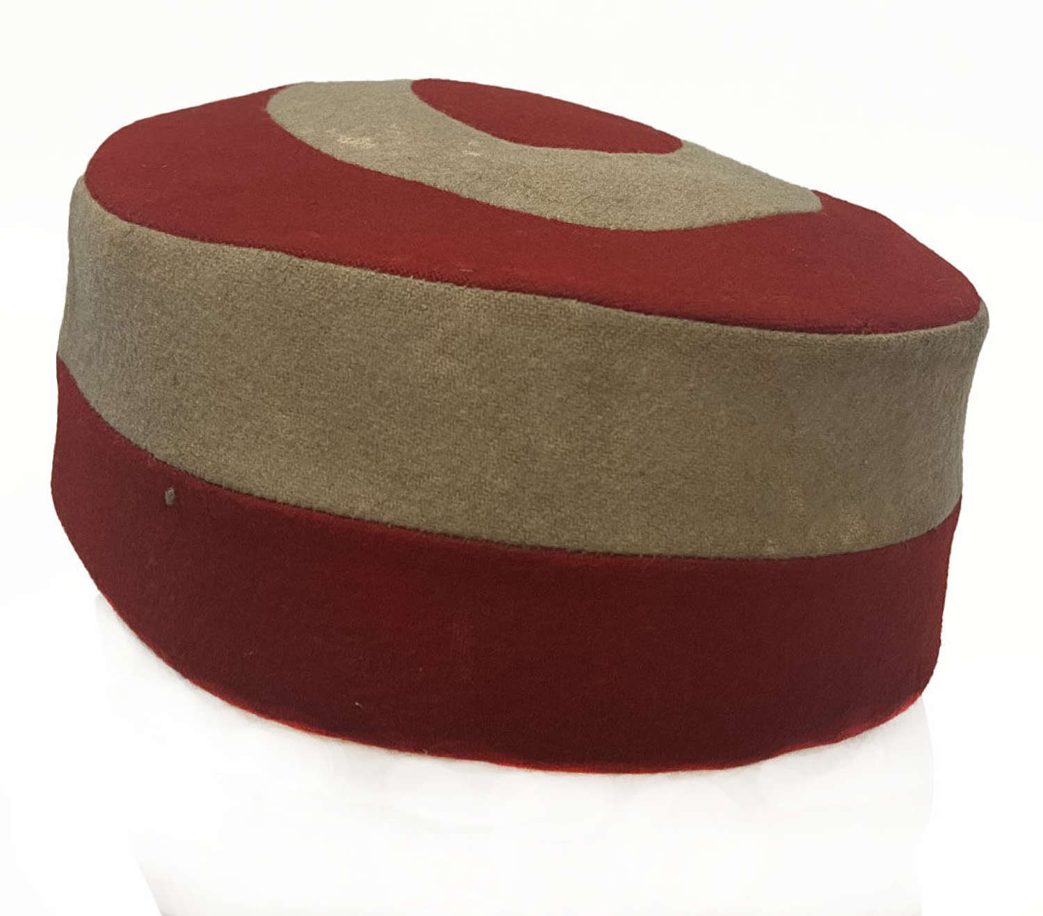 Original Royal Military Sandhurst Pill Box Hat