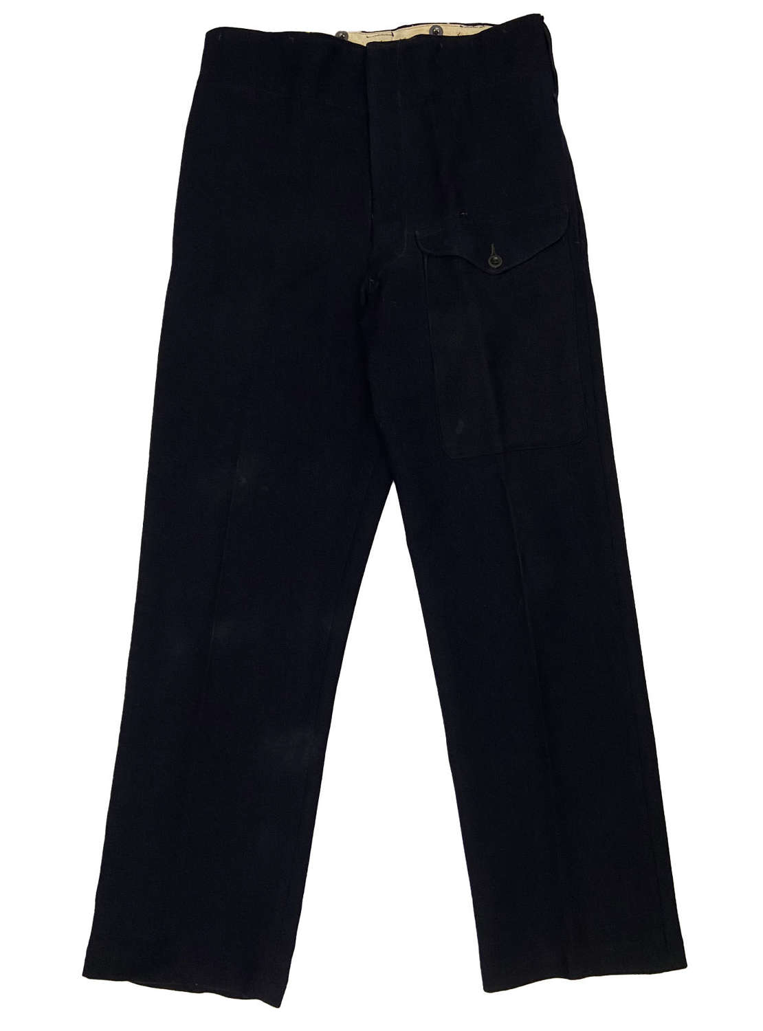 Original 1943 Dated Civil Defence Battledress Trousers