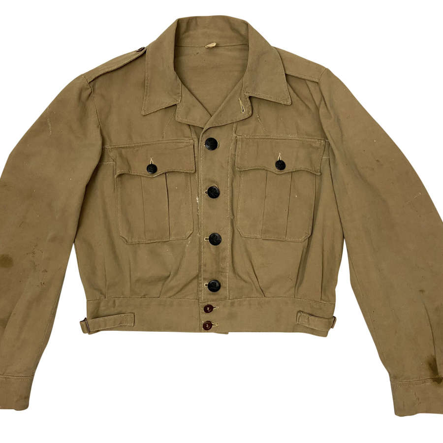 Original 1944 Dated RAAF Khaki Drill Battledress Blouse