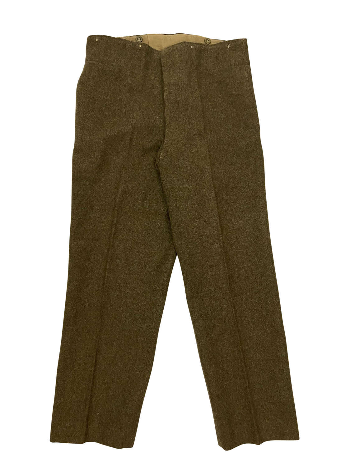 Original WW2 British 1940 Pattern (Austerity) Battledress Trousers