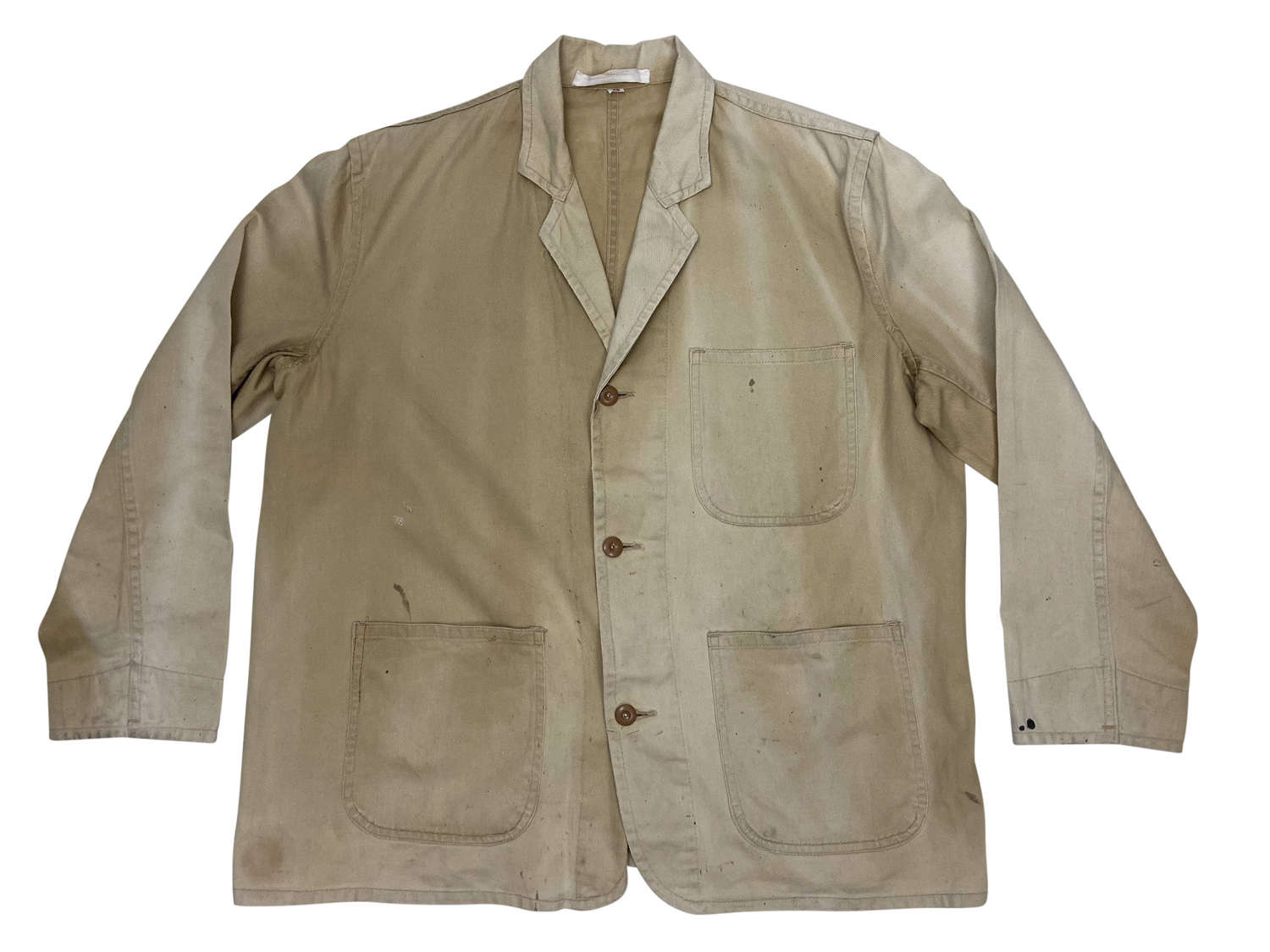 Original 1960s British Workwear Engineer's Jacket