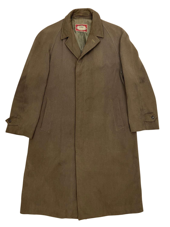 An Original 1960s Men's Raincoat by 'Monarch'