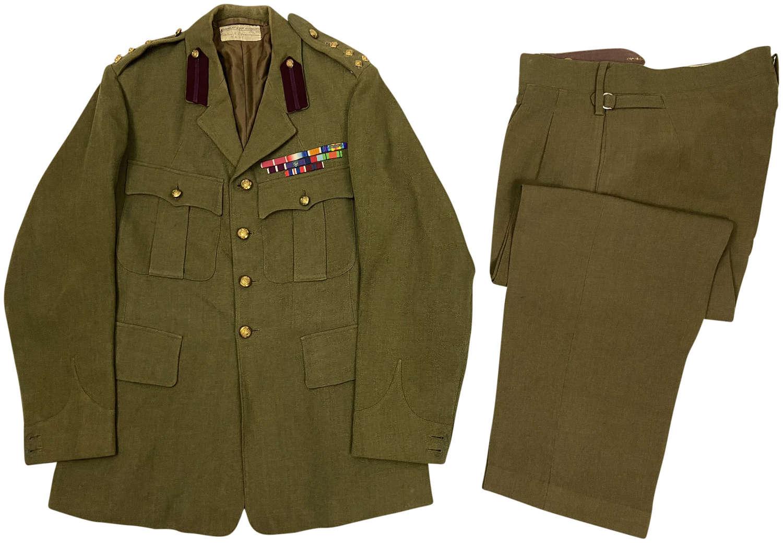 Original 1933 Dated Royal Army Veterinary Corps Brigadier's Uniform