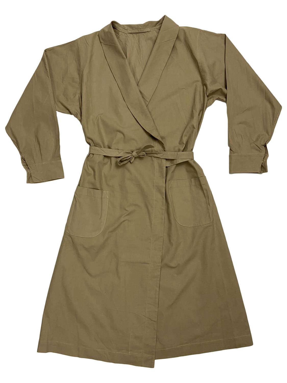 Original 1941 Dated ATS Overall Wrap Dress