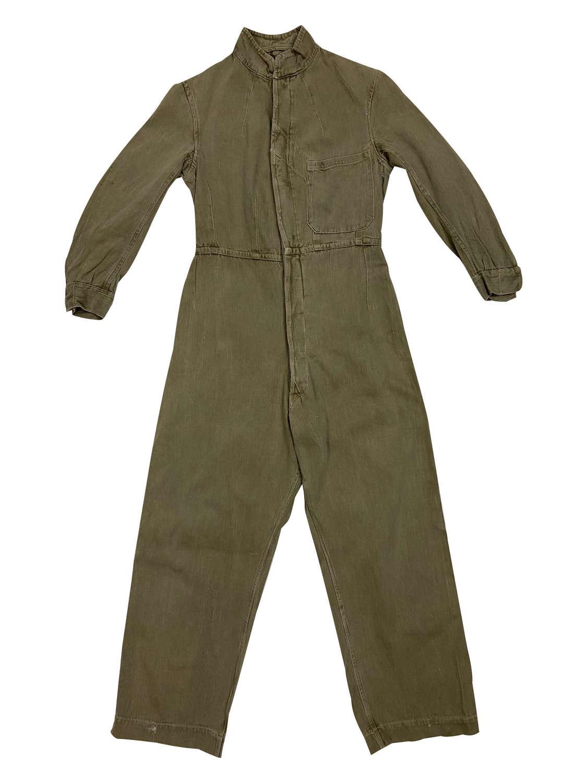 Original WW2 ATS Combination Suit Overalls