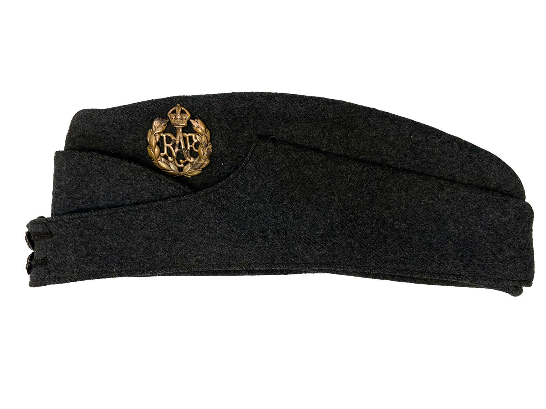 Original 1944 Dated RAF Ordinary Airman's Forage Cap