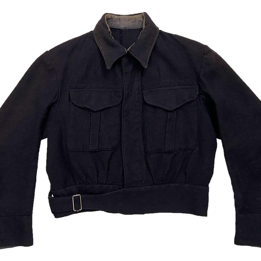 Original WW2 British Army 1940 Pattern Battledress Blouse - Overdyed
