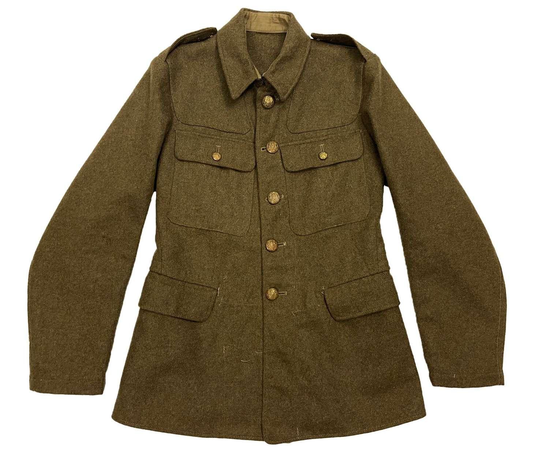 Original 1943 Dated British Army Service Dress Tunic
