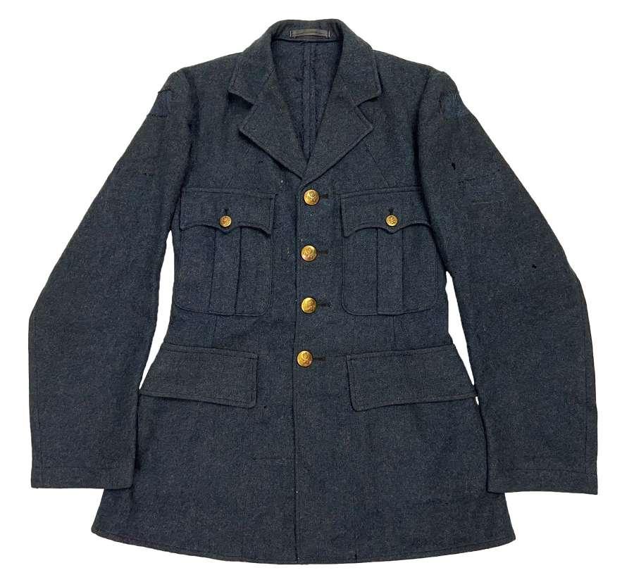 Original 1948 Dated RAF Ordinary Airman's Tunic - Size 7