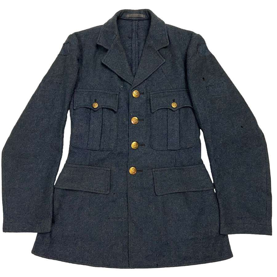 Original 1948 Dated RAF Ordinary Airman's Tunic - Size 7