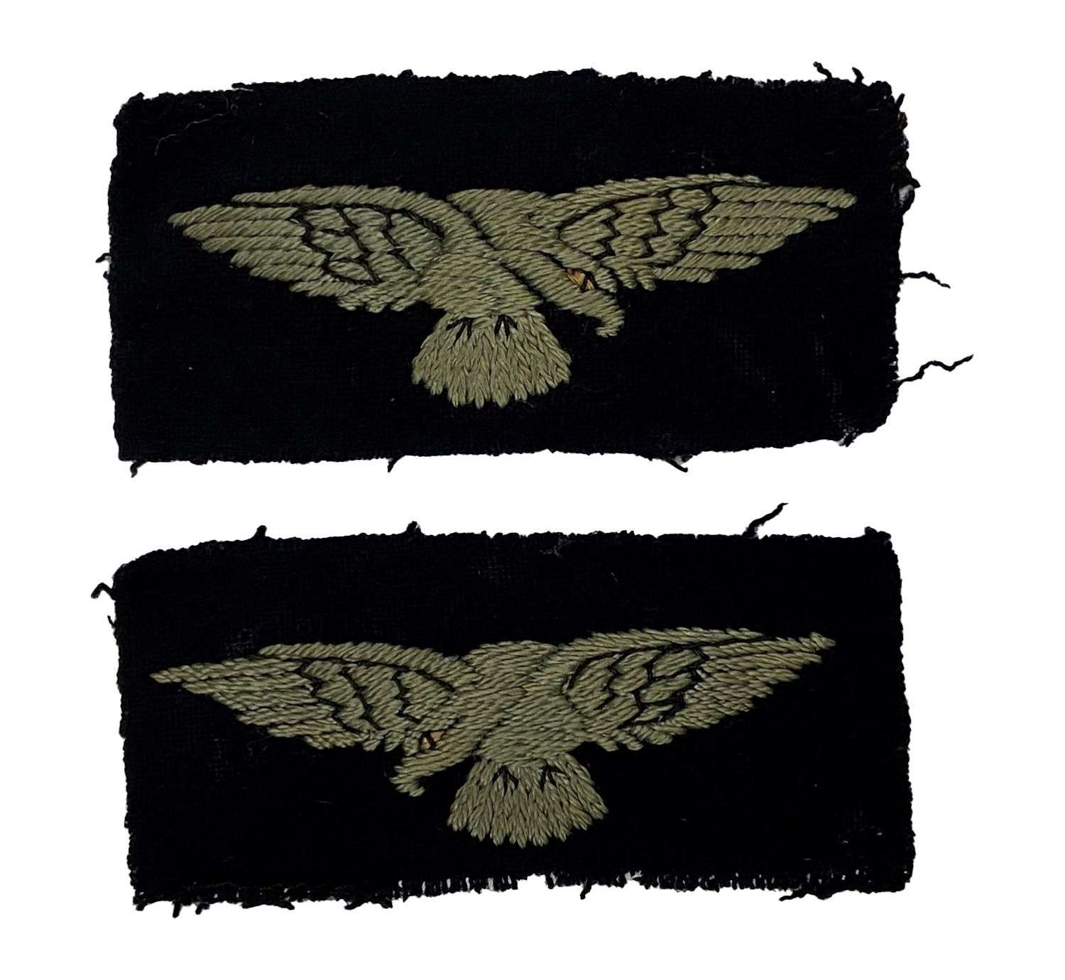 Original Early Battle of Britain Period RAF Eagle Insignia