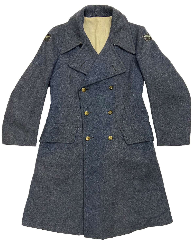Original 1947 Dated RAF Ordinary Airman's Greatcoat