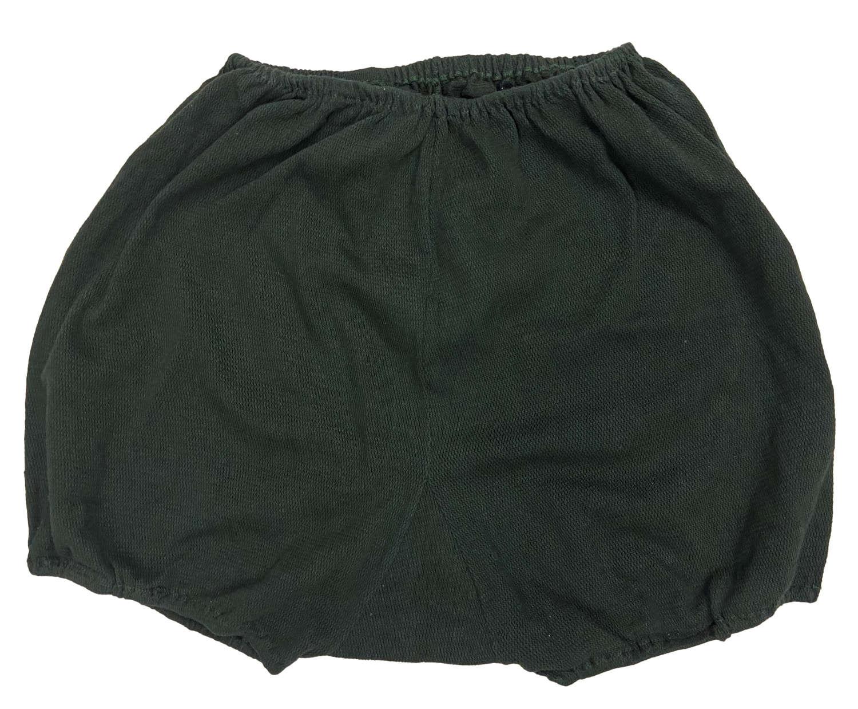Original 1950s WRAC Airtex Physical Training Shorts