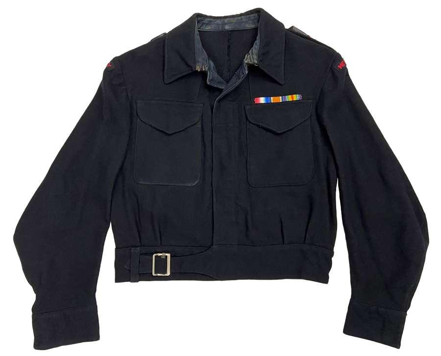 Original Merchant Navy Battledress Blouse