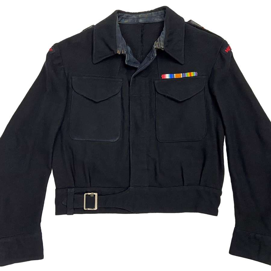 Original Merchant Navy Battledress Blouse