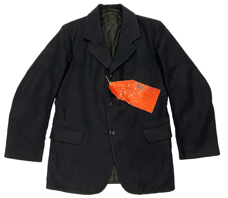 Original 1943 Dated Sealed Pattern War Office Messengers Jacket