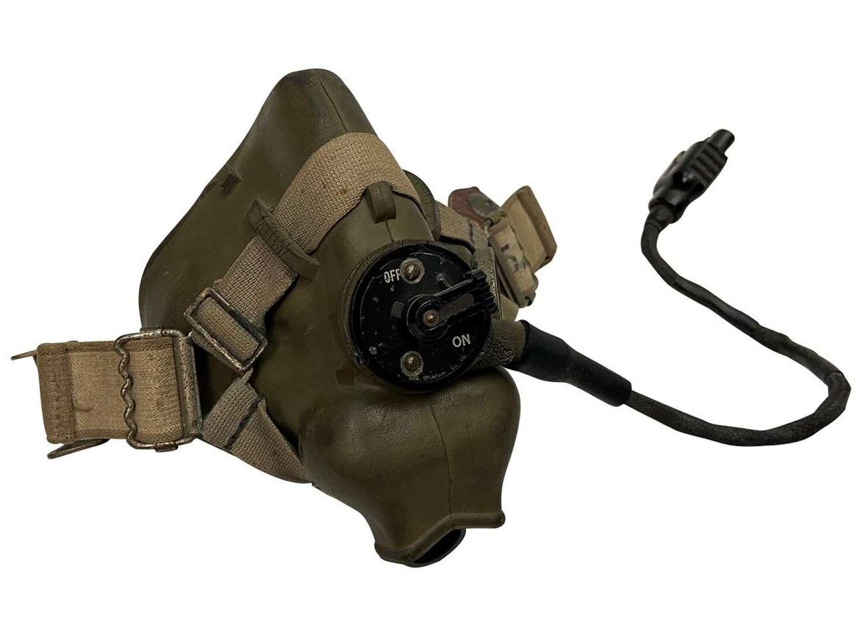 Original 1952 Dated RAF H Type Oxygen Mask