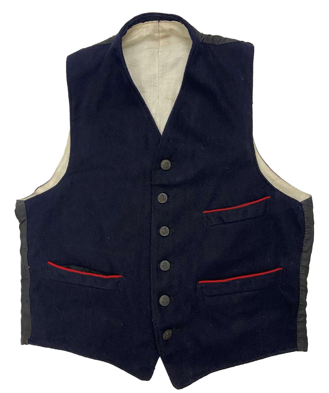 Original 1930s GPO General Post Office Waistcoat