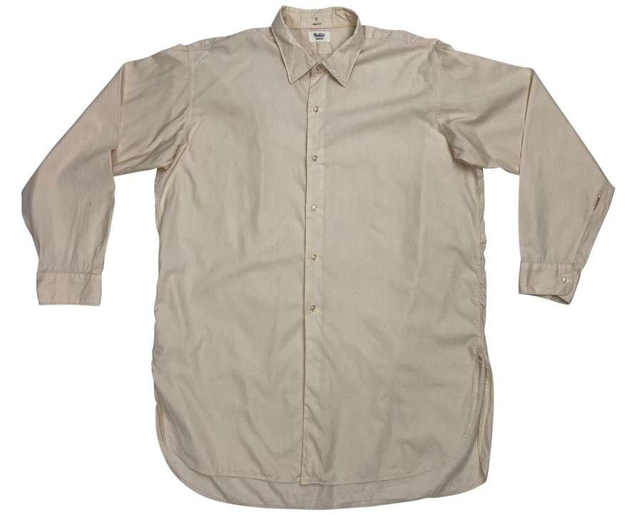 Original 1950s Men's Collared Shirt by 'Radiac' - Size XL