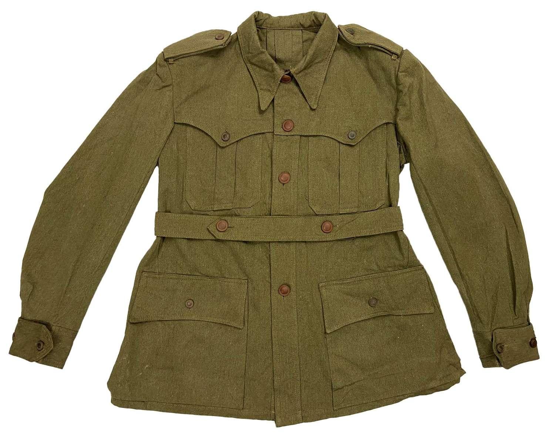 Original 1940s Spanish Army Tunic