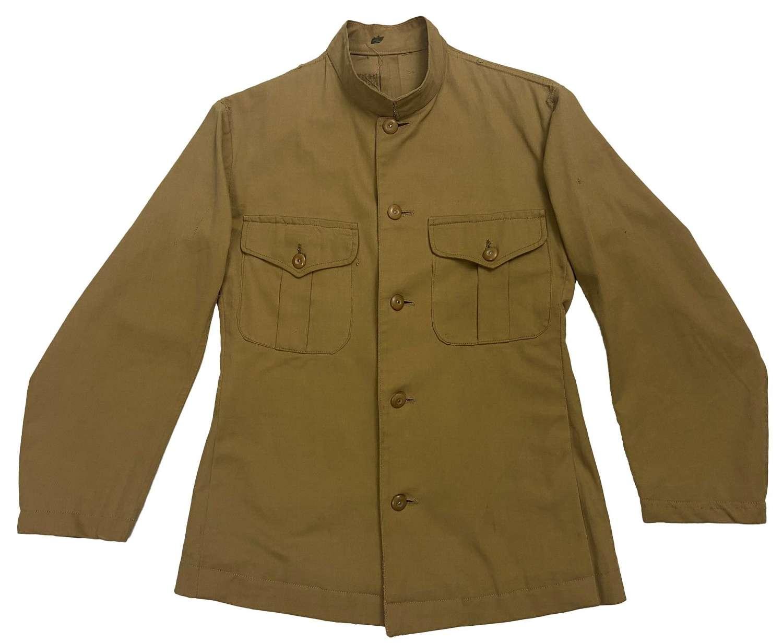 Original British Army Khaki Drill Tunic
