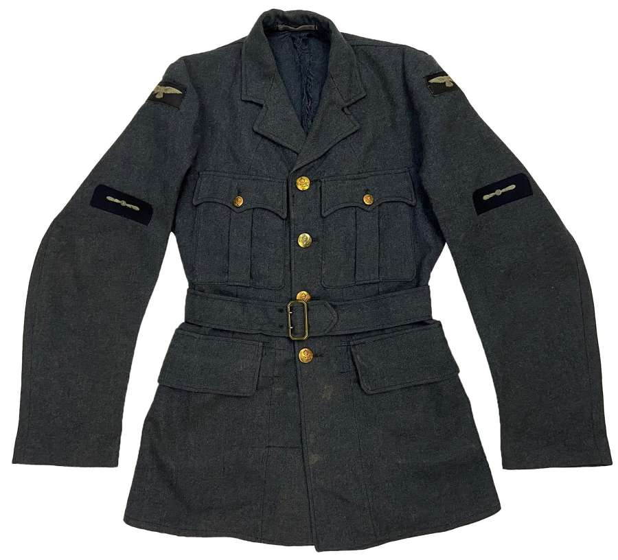 Original 1948 Dated RAF Ordinary Airman's Tunic - Size 13