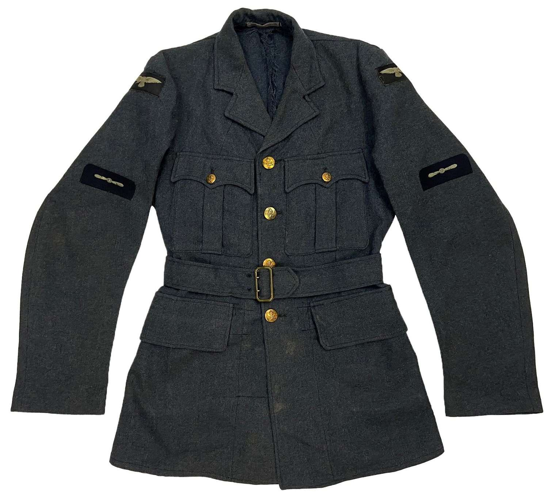 Original 1948 Dated RAF Ordinary Airman's Tunic - Size 13