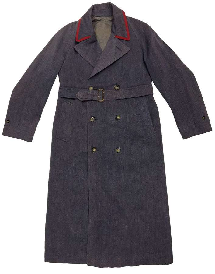 Original 1941 Dated Civil Nursing Reserve Raincoat