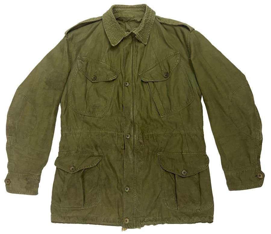 Original 1965 Dated 1960 Pattern Combat Smock - Size Reg Med
