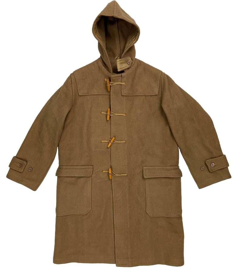 Original 1950s British Duffle Coat