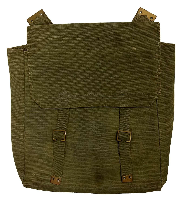 Original British Army 1908 / 1914 Modified Large Pack