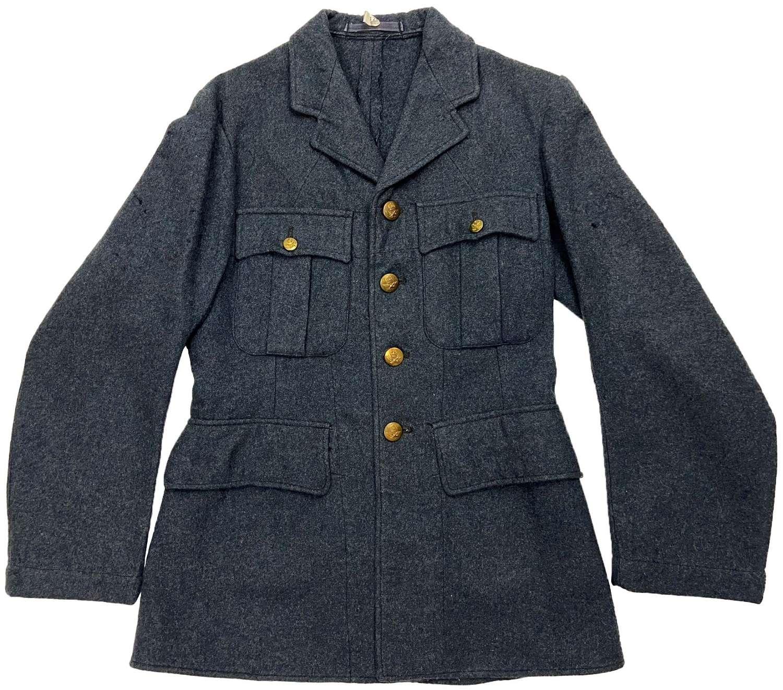 Original 1943 Dated RAF Ordinary Airman's Tunic - Size 14
