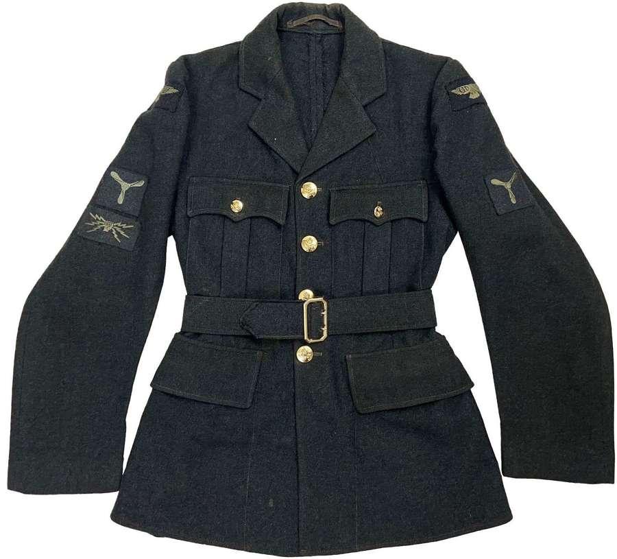 Original 1950 Dated RAF Ordinary Airman's Tunic - Size 5