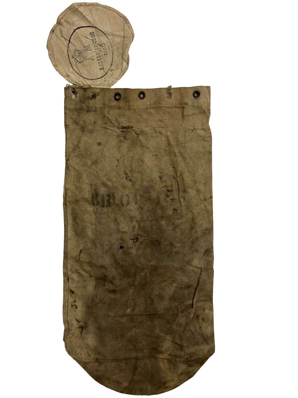 Original 1940 Dated RAF Kit Bag