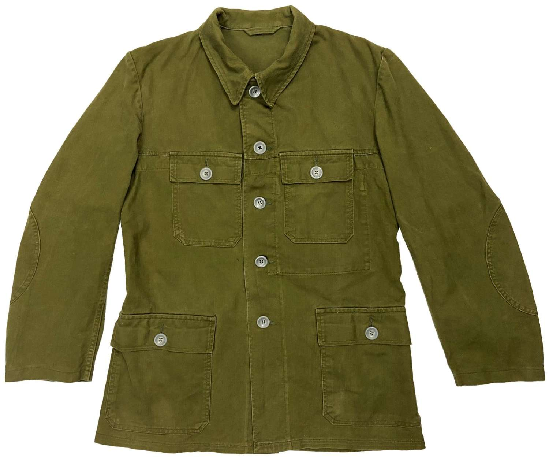 Original 1982 Dated German Military Work Jacket