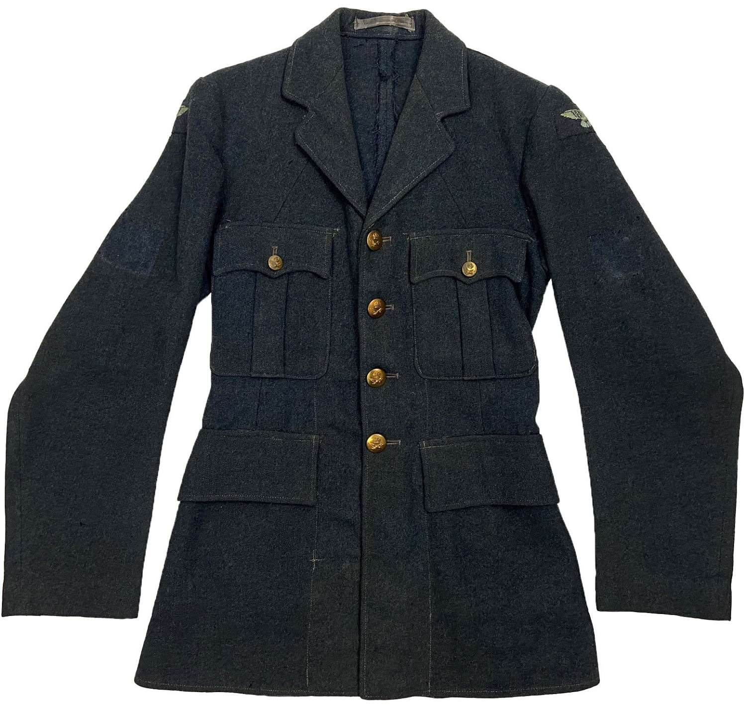 Original 1950 Dated RAF Ordinary Airman's Tunic - Size 7