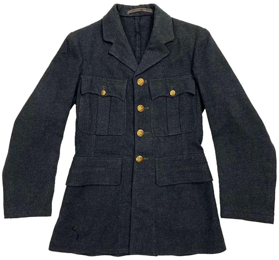 Original 1950 Dated RAF Ordinary Airman's Tunic - Size 10