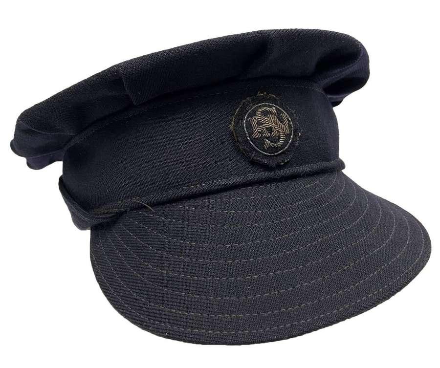 Rare Original WW2 S.R.N District Nurse's Ski Cap