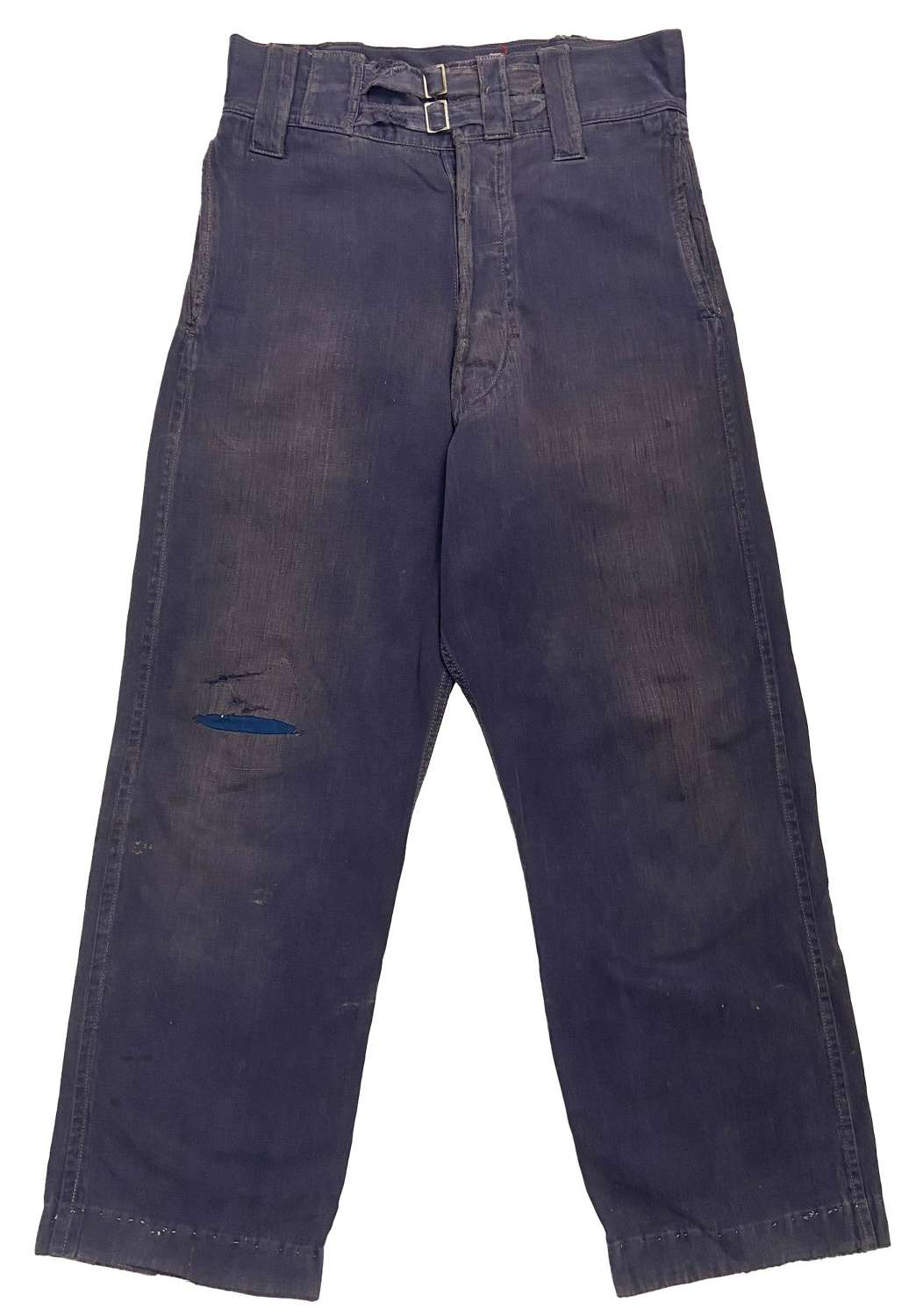 Original Royal Navy Action Working Dress Trousers
