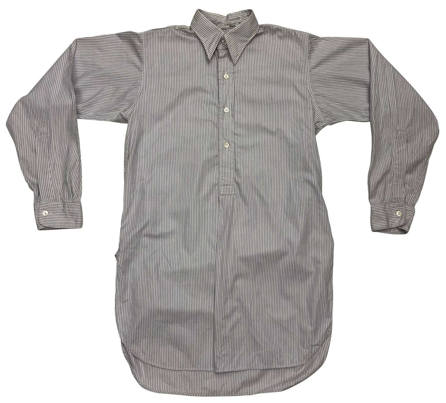 Original 1940s Men's Collared Shirt by 'Sitrite'